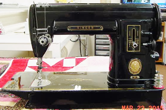 1952 Singer 301