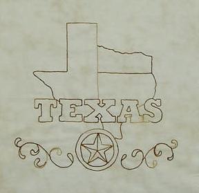 Stars Across Texas Block 1