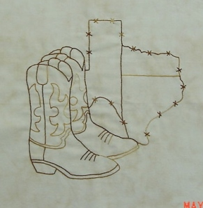 Boot Scootin' Across Texas