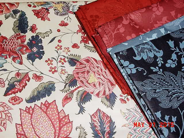 Dutch Chintz Happiness is Quilting