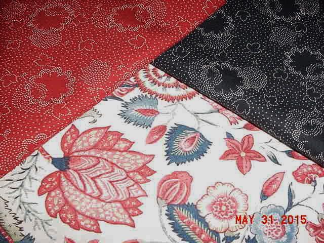 Dutch Fabric (From Web Fabrics)