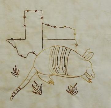 Texas Armadilla