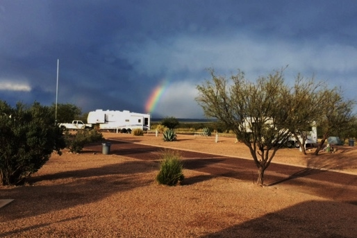 Rainbow Oct 14