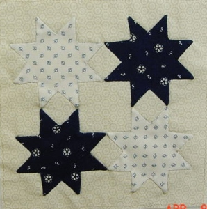 Four Little Stars 1