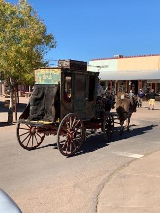 An Original Stagecoach