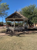 Gazebo in Tombstone