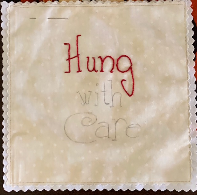 Hung With Care Block