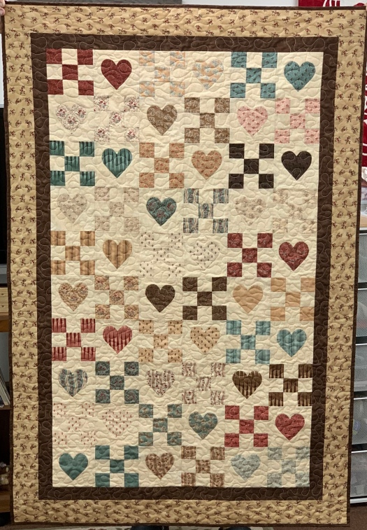 May Hearts Block of the Day