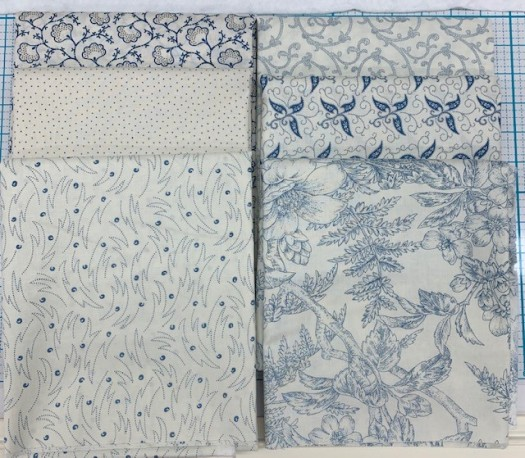 Additional Fabric from Marsha