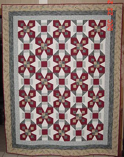 AQS Mystery Quilt 1