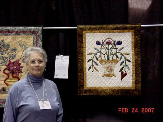 Folk Art and Nan SV07